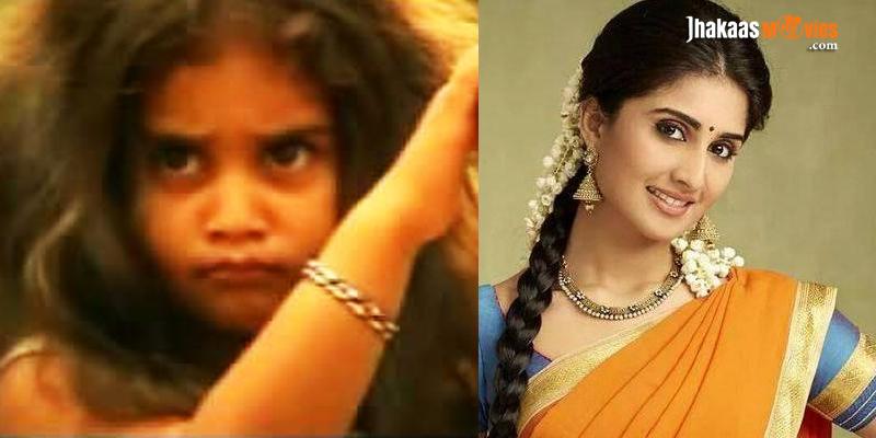 Baby Shamili Childhood Photos Anjali Movie What Happened T...