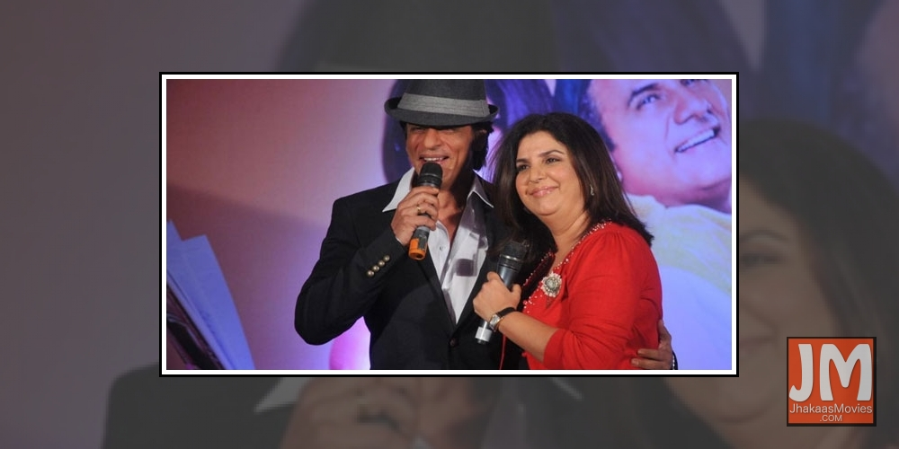 Shahrukh Khan & Farah