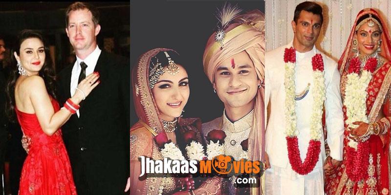 Famous Bollywood Wedding Reception Videos