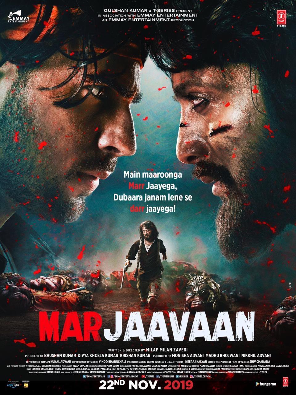 Marjaavaan Poster 1