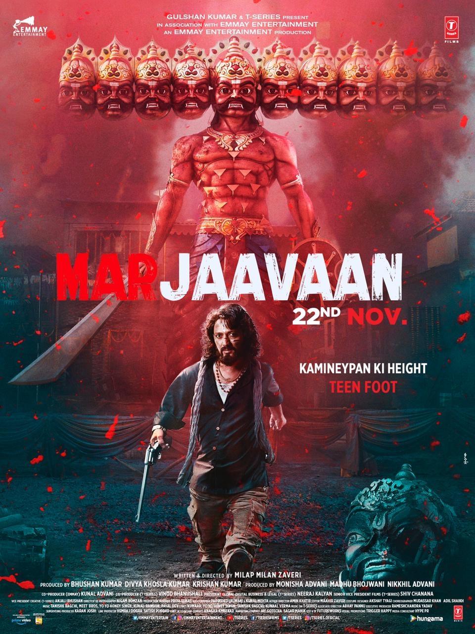 Marjaavaan Poster 2