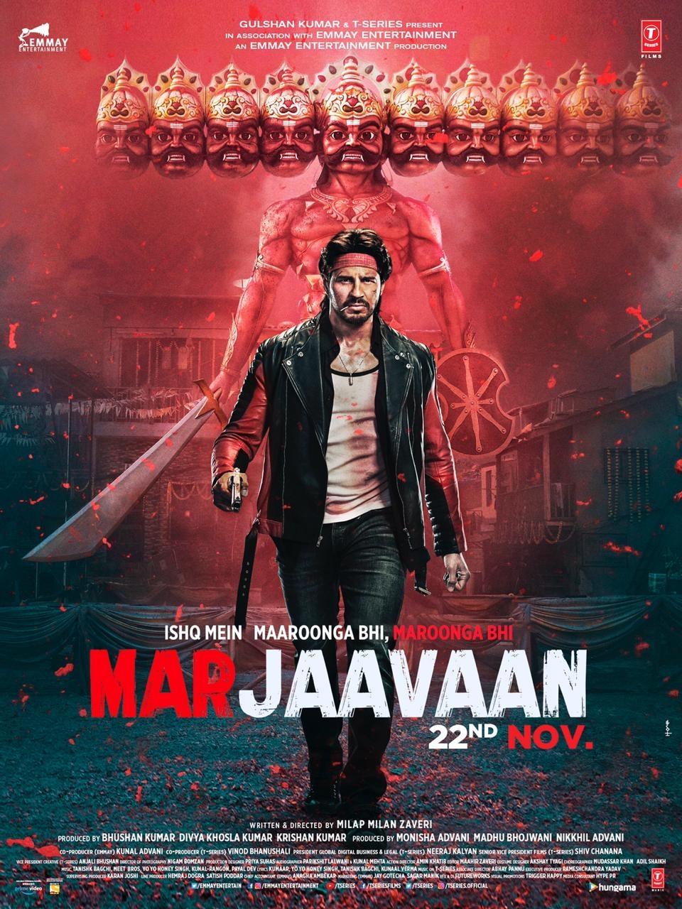 Marjaavaan Poster 3