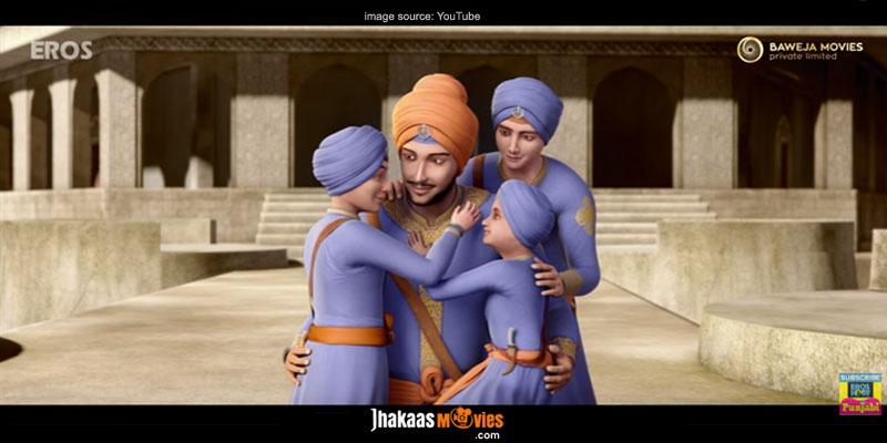 Chaar Sahibzaade Rise Of Banda Singh Bahadur Official Trailer
