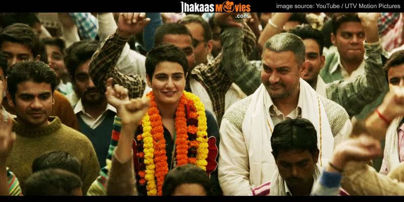 Watch Official Trailer Of Aamir Khans Dangal
