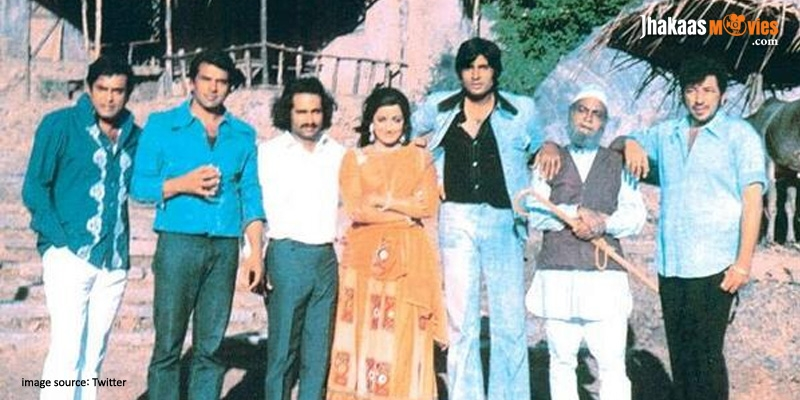 Sholay pictures