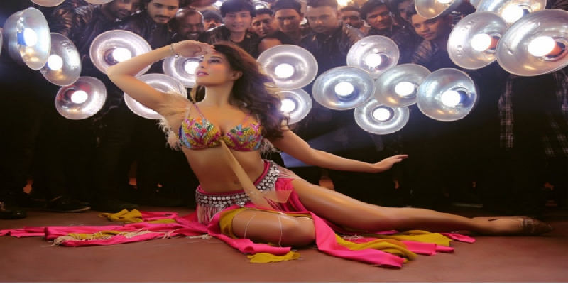 Jacqueline Fernandez steps into Madhuri Dixit's shoes for Baaghi 2
