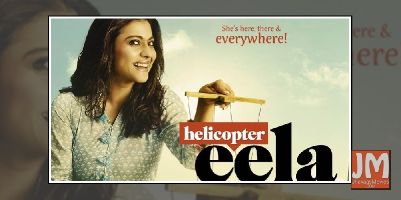 Helicopter Eela Movie Review Kajol S Stellar Performance Soars But