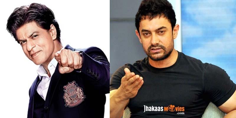 Aamir Khan vs Shah Rukh Khan