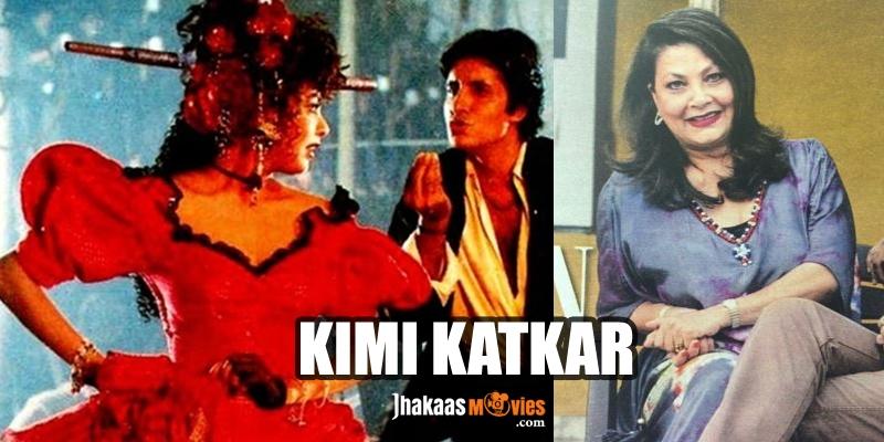 Kimi Katkar Now