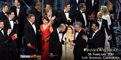 Anushka Sharma's Character Shashi from Phillauri at Oscars 2017