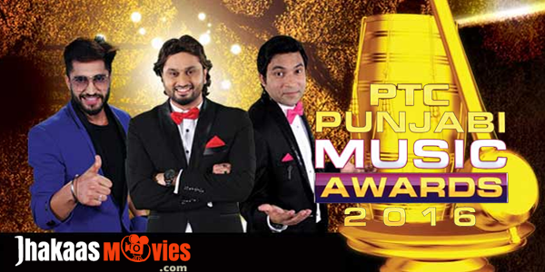 PTC Punjabi Music Awards 2016 Winners