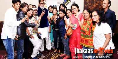 Amitabh Bachchan Press Conference for 'TE3N'