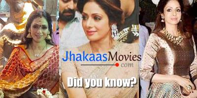 Did you Know? Sridevi....