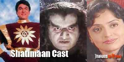 Shaktimaan Cast: Then and Now