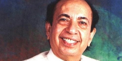 Remembering the Singer Mahendra Kapoor on his Birth Anniversary.