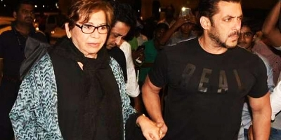 Salman Khan's Relationship With His Stepmom Helen