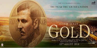 Akshay Kumar's next film Gold teaser is out