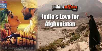 Bollywood's in Afghanistan