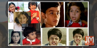 Famous Bollywood Child Actors And How They Look Now