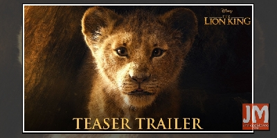 The Lion King Teaser: Get Ready To Relive Your Childhood