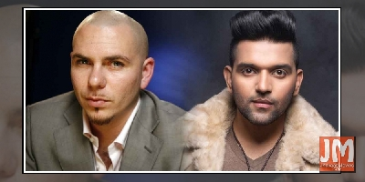 Masterstroke From T-Series: Guru Randhawa And Global Sensation Pitbull Being Brought Together