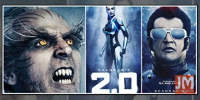 2.0 First Day (Thursday) Box Office Collection: Rajinikanth & Akshay Kumar Film Takes Massive Opening
