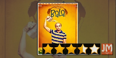 'Bala': Bald is gold for Ayushmann